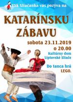 Katarínska zábava 2019
